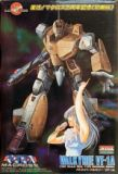 Valkyrie VF-1A standing with figure